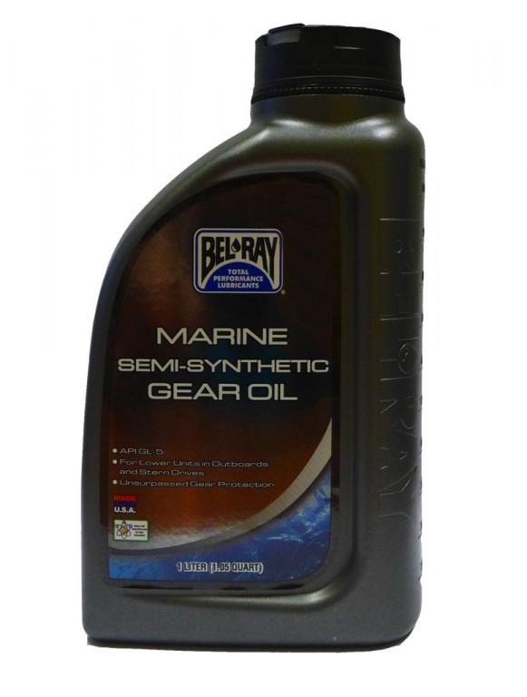 BEL-RAY Prevodový olej MARINE SEMI SYNTHETIC 1L