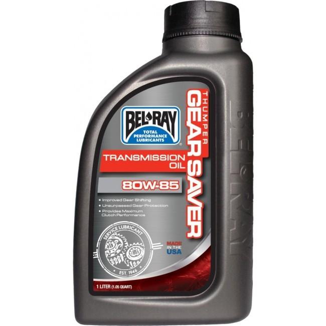 BEL-RAY Prevodový olej THUMPER GEAR SAVER TRANSMISSION OIL 80W-85 1L